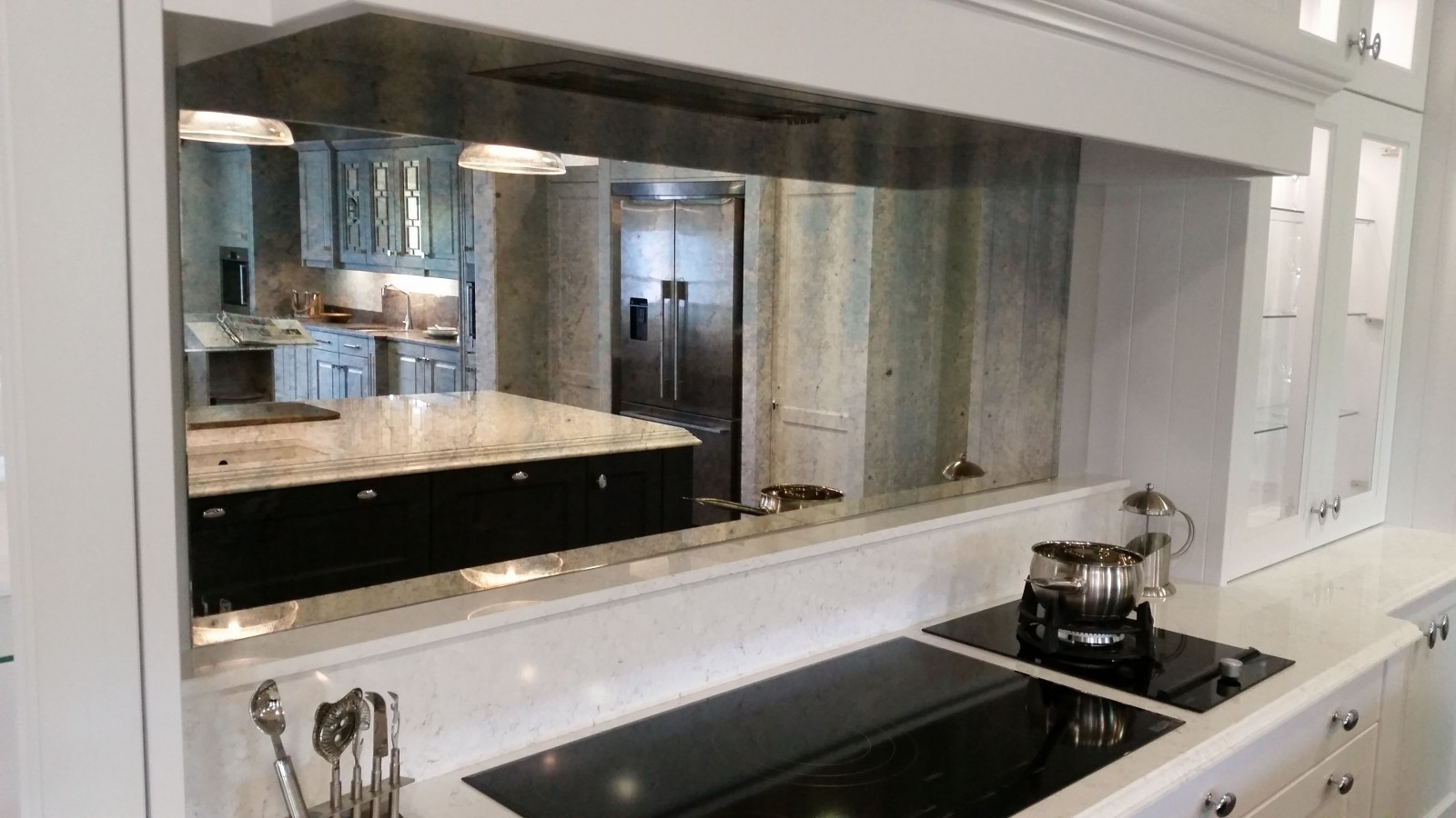 Glass - Antique Mirror Splashbacks - Mirror ...