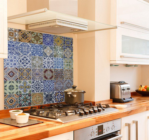 glass tiled splashbacks for kitchens glass buy printed glass splashbacks ceramic tiles 6861