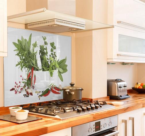 Peppers mortar diy kitchen glass splashback