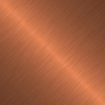Copper diy kitchen glass splashback