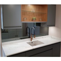 Grey Mirror Splashbacks
