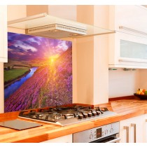 Scottish Pentlands Kitchen Glass Splashback