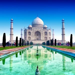 Taj Mahal sq diy kitchen glass splashback
