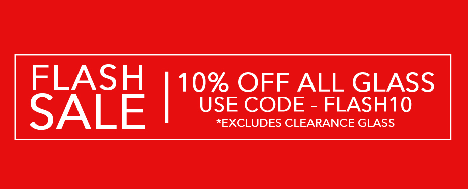 Flash Sale - Enter FLASH10 at checkout - not applicable to clearance items